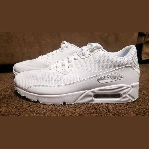 new product 244d9 281a7 NIKE SNEAKERS AIR MAX 90 ULTRA 2.0 WHITE SIZE 10.5.  M_5b21b1dfe944ba214184d504